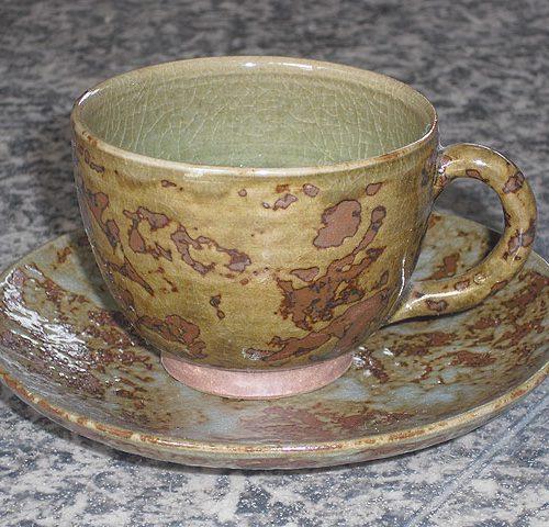 コーヒーカップ皿付
